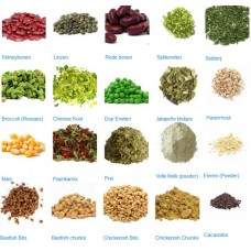 Ingrediënten (MyOutdoorMeal)